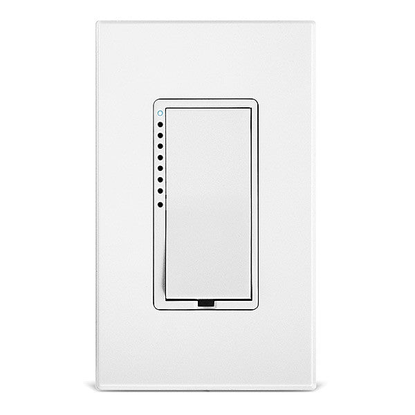 Insteon Dimmer Wall Switch, Retail US White