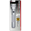 Maglite ML300 LED 2D Cell Silver 3rd Gen