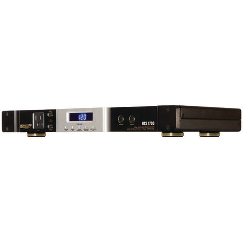 Monster 121634 Home Theater Hts 1700 Powercenter(Tm) With Clean Power(Tm) Stage 2