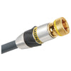 Monster Cable Mc 200F-1M Coaxial 200 High-Performance F-Pin Cables;