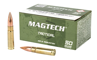 Magtech Rifle, 300 Blackout, 200 Grain, Full Metal Jacket, Subsonic, 50 Round Box 300BLKSUBA