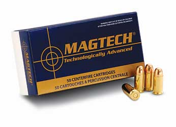 Magtech Sport Shooting, 30 Carbine, 110 Grain, Full Metal Case, 50 Round Box 30A