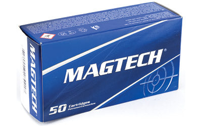 Magtech Sport Shooting, 357MAG, 125 Grain, Full Metal Jacket, 50 Round Box 357Q