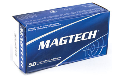 Magtech Sport Shooting, 38 Special, 125 Grain, Jacketed Soft Point, 50 Round Box 38D