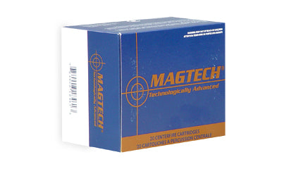 Magtech Sport Shooting, 500 S&W, 400 Grain, Semi Jacketed Soft Point, 20 Round Box 500A