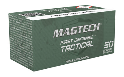 Magtech Sport Shooting, 762NATO, 147Gr, Full Metal Jacket, 50 Round Box 762A