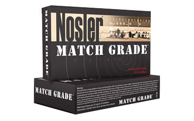 Nosler Match, 300 AAC Blackout, 220 Grain, Custom Competition, Subsonic, 20 Round Box 51275