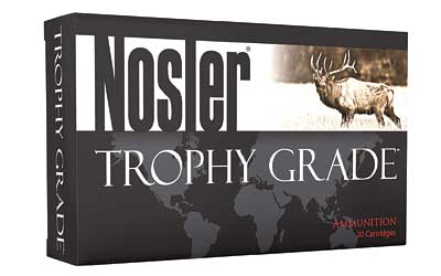 Nosler Rifle, 270 WSM, 140 Grain, AccuBond, 20 Round Box 60030