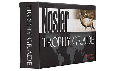 Nosler Rifle, 300 WSM, 180 Grain, AccuBond, 20 Round Box 60063