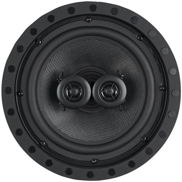 "Architech Sc-822F 8"" 2-Way Kevlar(R) Series Dual Voice Coil Single Point Stereo Frameless In-Ceiling/Wall Loudspeaker"