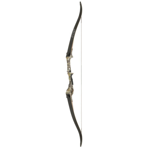 October Mountain Ascent Recurve Camo 58 in. 50 lbs. RH