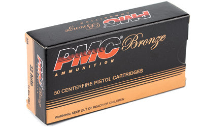PMC Bronze, 32 ACP, 71 Grain, Full Metal Jacket, 50 Round Box 32A
