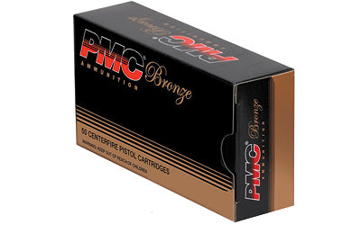 PMC Bronze, 357MAG, 158 Grain, Full Metal Jacket, 50 Round Box 357A