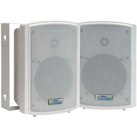 "PYLE PDWR53 Indoor/Outdoor Waterproof On-Wall Speakers (5.25"")"