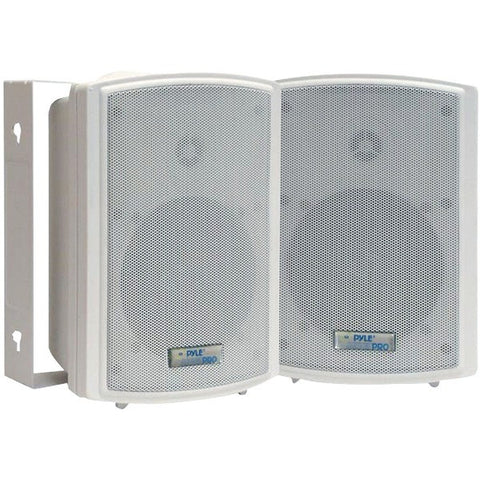 "PYLE PDWR63 Indoor/Outdoor Waterproof On-Wall Speakers (6.5"")"