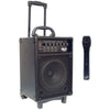 Pyle Pro Pwma230 200-Watt Vhf Wireless Battery-Powered Pa System