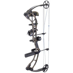 Quest Storm Bow Package Realtree Xtra/ Black 23-27 in. 60 lb. RH