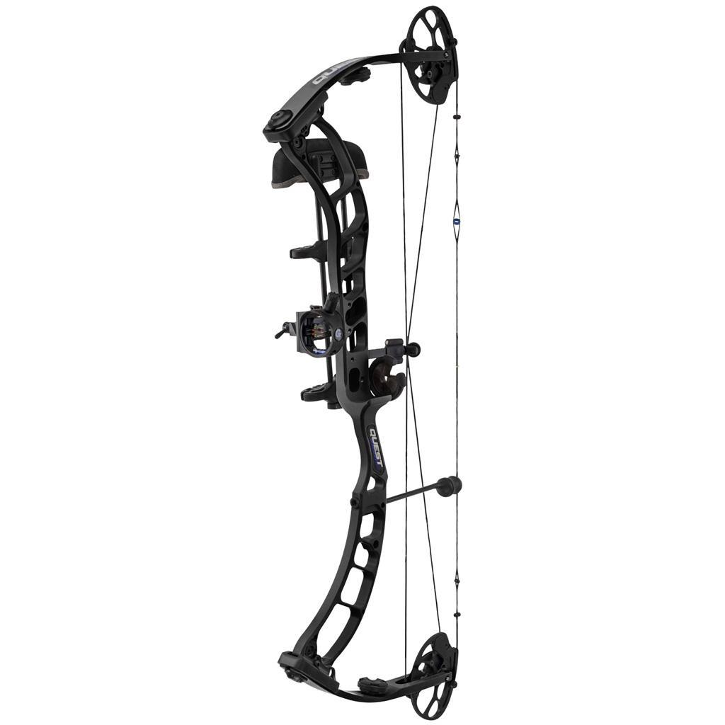 Quest Thrive Bow Package Black 26-31 in. 70 lb. LH
