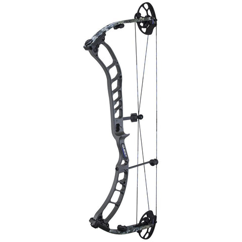 Quest Thrive Bow  Grey/ Elevate II 26-31 in. 70 Lb. RH