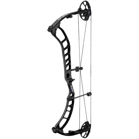 Quest Thrive Bow Black 26-31 in. 70 lb. RH