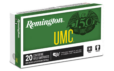 Remington UMC, 6.8SPC, 115 Grain, Full Metal Jacket, 20 Round Box 24035