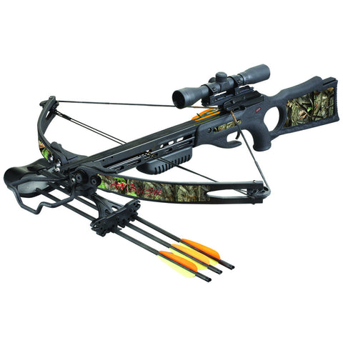 SA Sports Ambush Crossbow Pkg. Next G1/Black