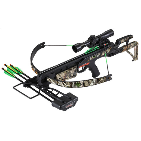 SA Sports Empire Terminator Crossbow Pkg. Camouflage/Black