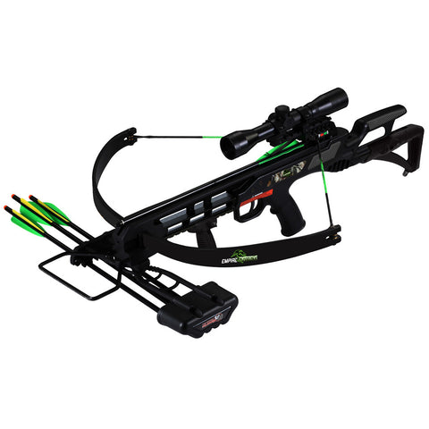 SA Sports Empire Terminator Recon Crossbow Pkg. Black