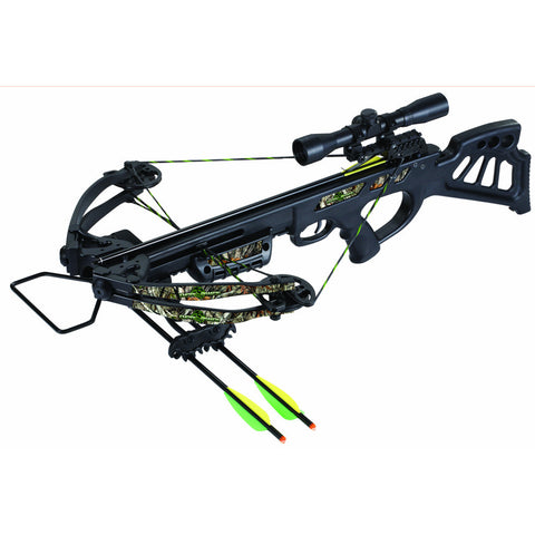 SA Sports Empire Dragon Crossbow Pkg. Camouflage/Black