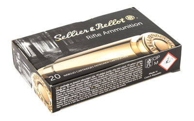 Sellier & Bellot Rifle, 7X57, 139 Grain, Soft Point, 20 Round Box SB757B