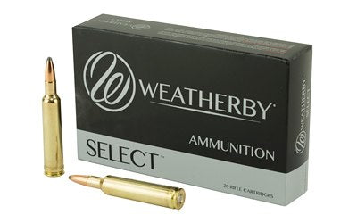 Weatherby G257100SR Norma 257 Weatherby Magnum Spitzer 100 GR 20Rds