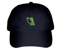 None of My Business - Hat, Black - LeBron James