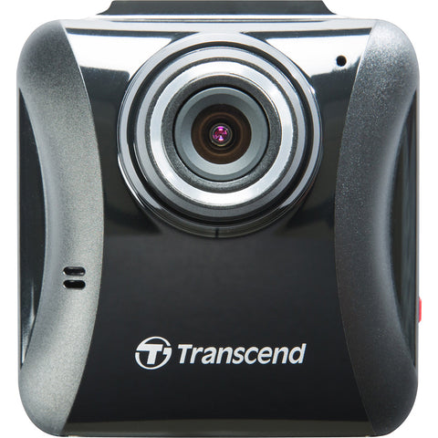 "Transcend 16G DrivePro 100 Car Video Recorder 2.4"" LCD with Suction Mount"