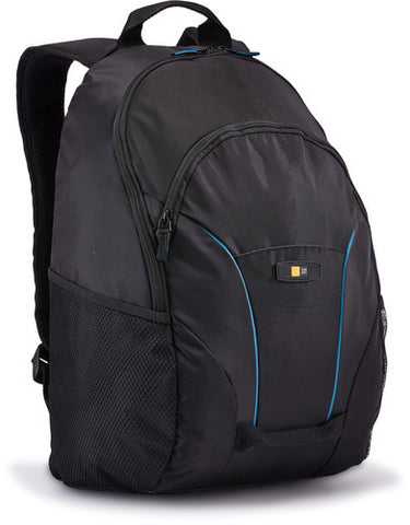 Case Logic - Cadence Backpack for 15.6-Inch Laptop and Tablet (Black)