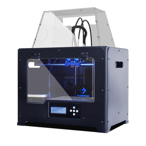 FlashForge Creator Pro Dual Extrusion Desktop 3D Printer 3DFFGXPRO