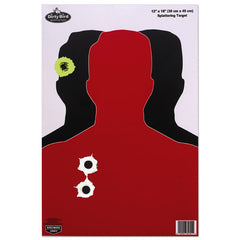 "BW Casey Dirty Bird Hostage 12"" x 18"" Target - 8 targets"