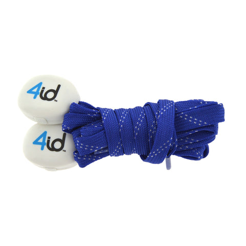 4id PowerLacez Light Up Shoelaces Blue