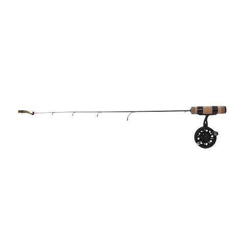 "Frabill Straight Line 101XLA 27"" Quick Tip Ice Fishing Combo"