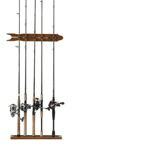 Organized Fishing 20.9 In Modular 8 Cpcty Wall Rck SOMWR-008