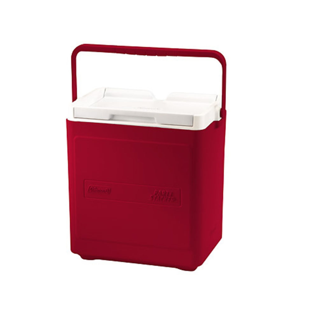 Coleman 20 Can Party Stacker Cooler Red 3000000484