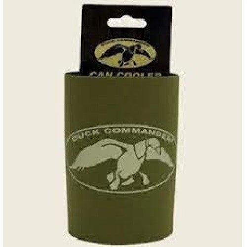 Duck Commander Green Can Koozie DC-NOV-GCK