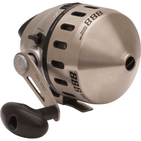 Zebco 888 Spincast Reel w/Switchable Bait Alert