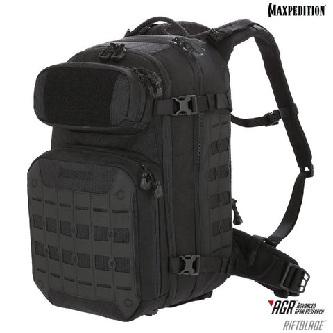Maxpedition RIFTBLADE CCW-Enabled Backpack Black