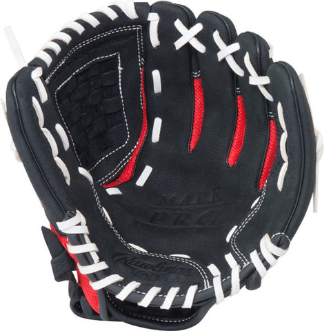 "Rawlings Mark of Pro 10"" Youth Baseball Glove RH"