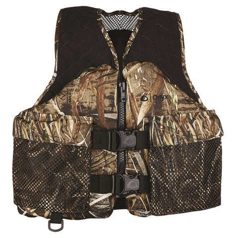 Onyx Outdoor Mesh Shooting Sport Vest-Max5-M