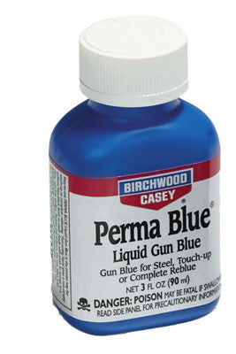 BW Casey Perma Blue Liquid Gun Blue 3 oz