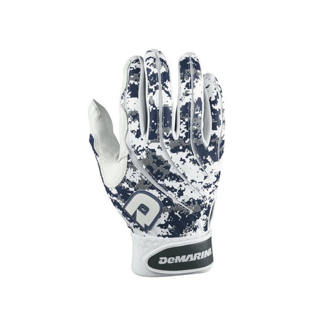 DeMarini Navy Digi Camo Batting Glove Men's XL