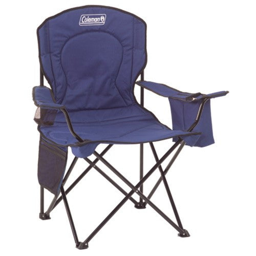 Coleman Cooler Quad Chair Adult Blue 2000002188