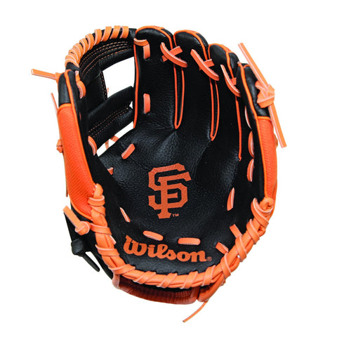 "Wilson A0200 10"" San Francisco Giants Baseball Glove"