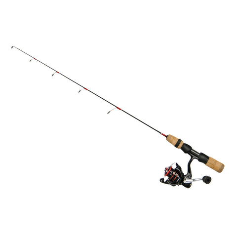 "Frabill 371 Straight Line Bro 30"" Quick Tip Spinning Combo"